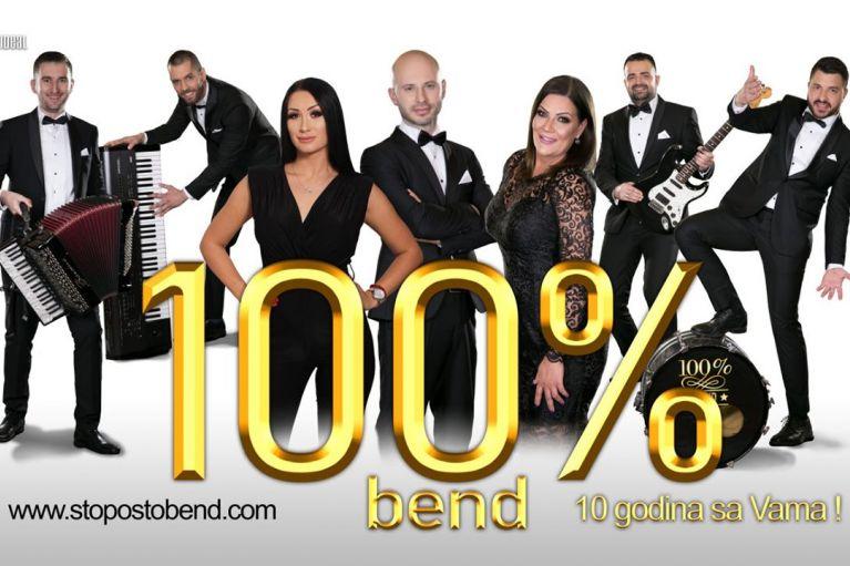 100% Bend